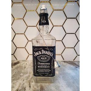 Upcycled Jack Daniels Tiki Torch